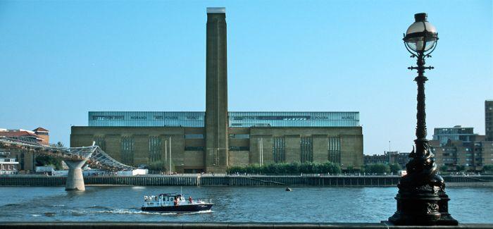 伦敦泰特美术馆怎么变成全球的泰特美术馆