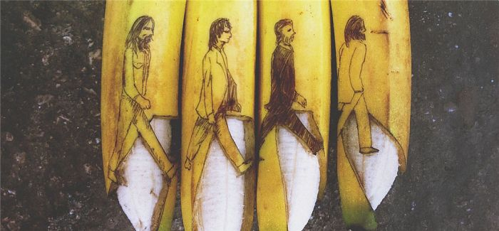 """看看被艺术家玩""""坏""""的香蕉们"""