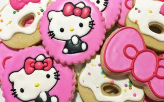 全美第一家Hello Kitty餐厅开业 大家都疯了!