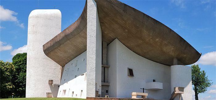 勒·柯布西耶设计的十七座建筑被列入世界遗产名录