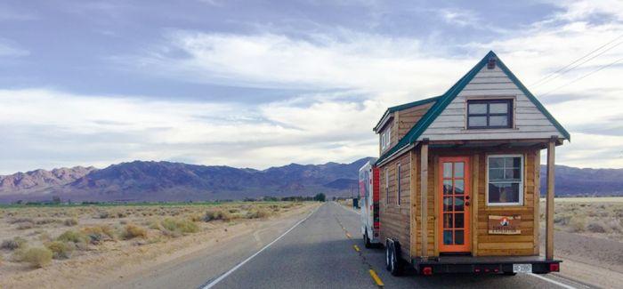 夫妻二人的小屋环游记 Tiny House Expedition