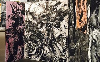 巴塞尔意象无限展出横跨六十年大型破格艺术作品