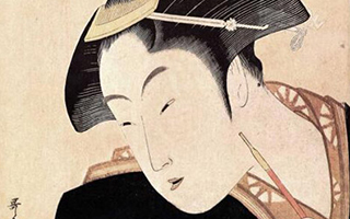 日本一幅浮世绘拍出555万元高价 创日版画拍卖纪录