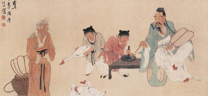 """看中国人物画何以走出""""超现实的乐园"""""""