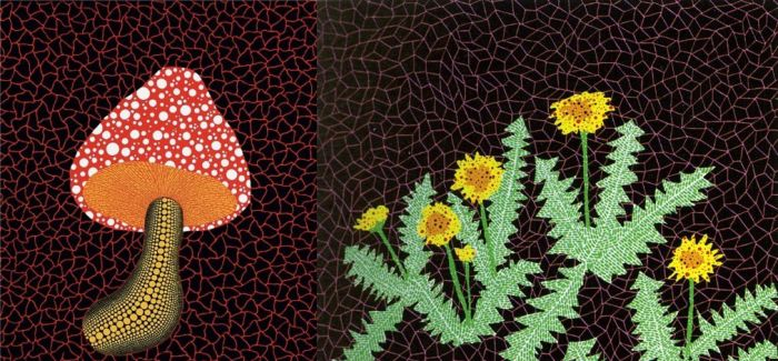 草间弥生的安徒生童话:有生之年成为一条美人鱼