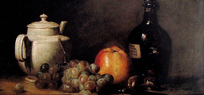 夏尔丹是启蒙运动大潮中勇敢的艺术家