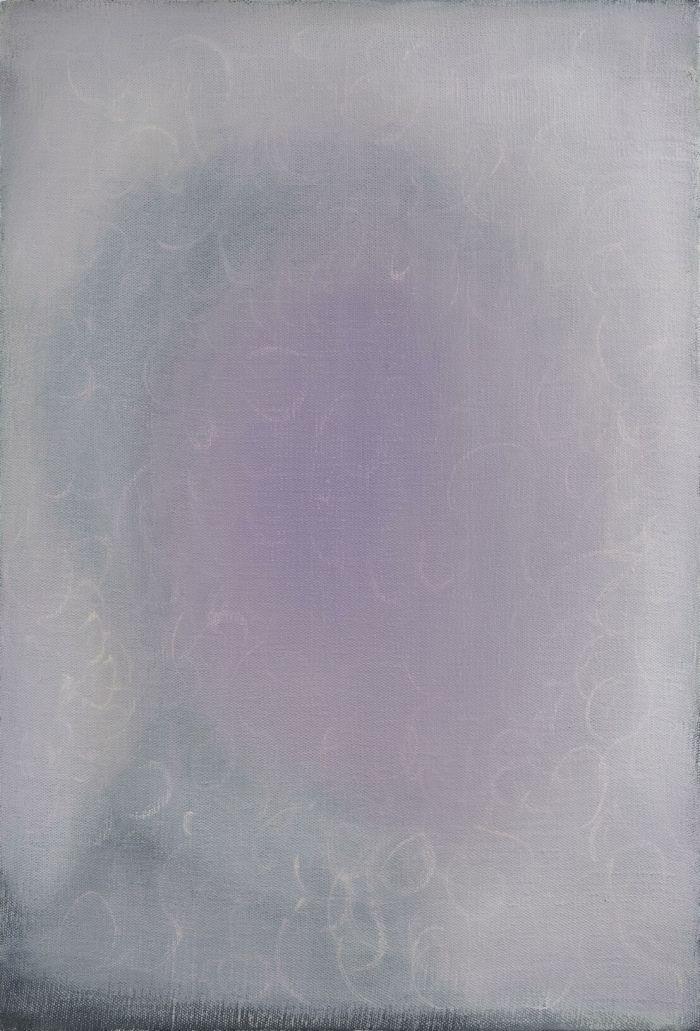 人像Image,91x61cm,布面油画画oil on canva,2014-2016