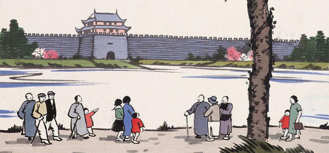 曾主宰汉唐画坛的中国人物画为何到20世纪又重放异彩
