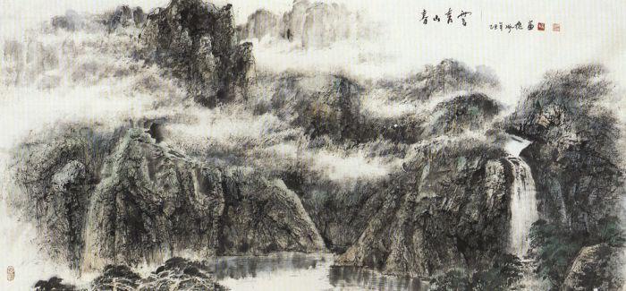 著名画家吴成槐作品欣赏