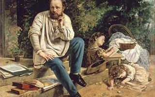 当法国最高傲的艺术家遇到全欧洲最高傲的理论家