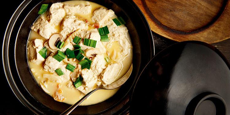 寻找完美的豆腐 台州白水洋豆腐