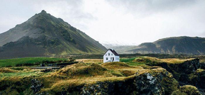 日光夜景 不眠冰岛 雷克雅未克咖啡地图