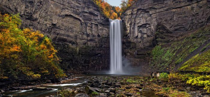 世界最美瀑布  让你感受仙境般的美好