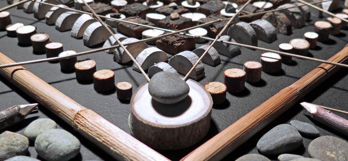 平面设计师Matt W. Moore用自然元素创作的曼陀罗图案