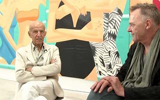 阿历克斯·卡茨专访:在绘画中追求平面化