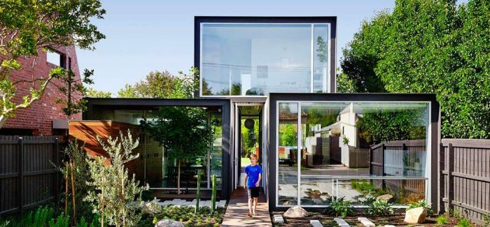 墨尔本That House by Austin Maynard Architects