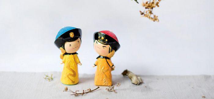 """文创产品怎么玩:来看看台北故宫萌物""""小乾隆"""""""