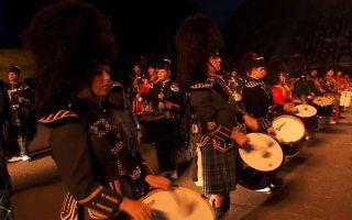 爱丁堡军乐节:搭起文化交流的桥梁
