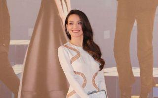 舒淇红毯经典造型吸引美国《VOGUE》专题报导