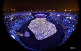最省钱不省创意的奥运开幕式 里约圣火燃情全世界