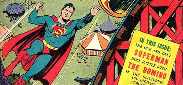 首版超人漫画书定价10美分 拍卖近百万美元