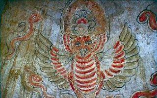 五代十国时期北汉古墓 珍稀壁画精美绝伦