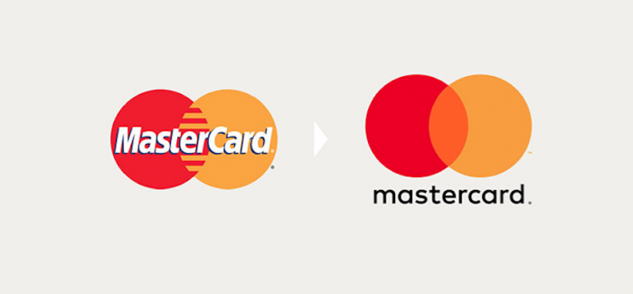 Pentagram 为 MasterCard 设计的新标志看法