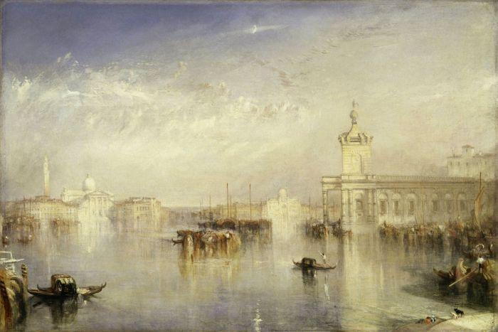 100余幅特纳名画重返伦敦泰特不列颠美术馆