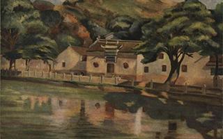 """""""江南""""是怎样在中国近现代油画史中失忆的"""