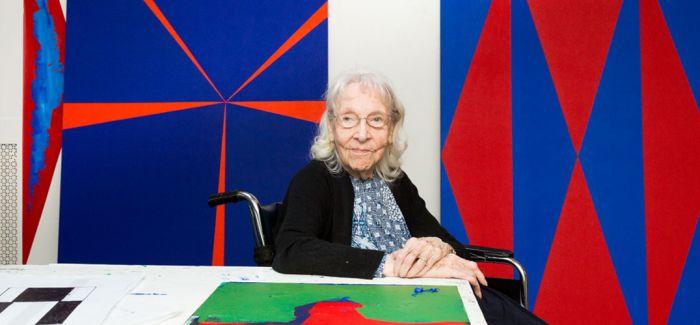 101岁才爆红的艺术家Carmen Herrera