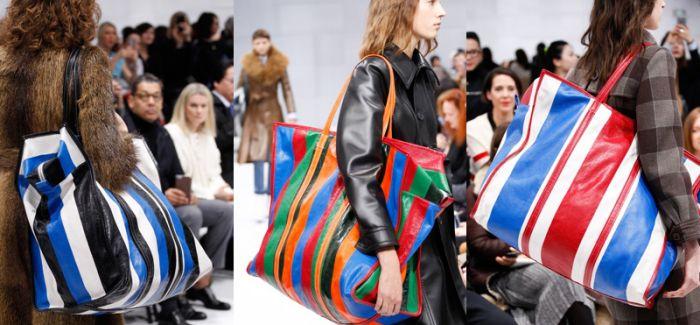 """Balenciaga 的这款""""编织袋""""为什么能卖到一万七千元?"""