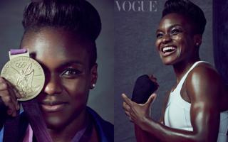 全球时装杂志为里约奥运健儿打造了哪些时髦新形象?