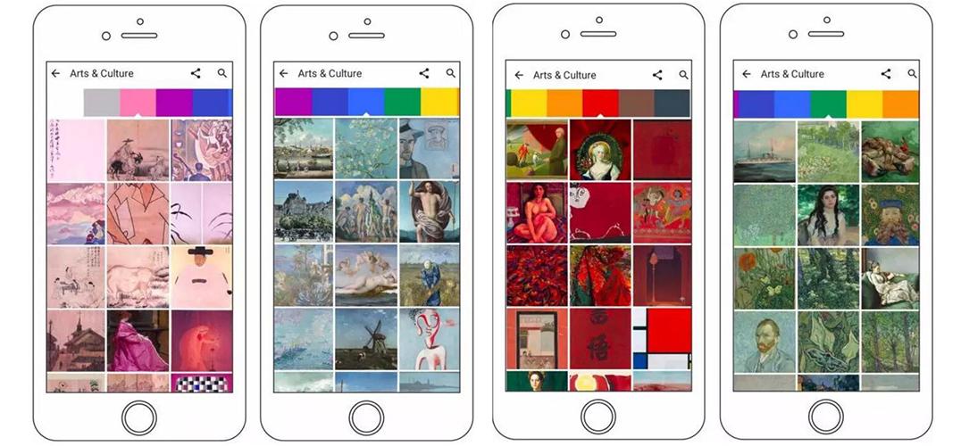 谷歌放大招:在手机里建了一座容量惊人的艺术博物馆