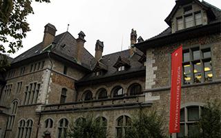 苏黎世瑞士国家博物馆新馆开幕