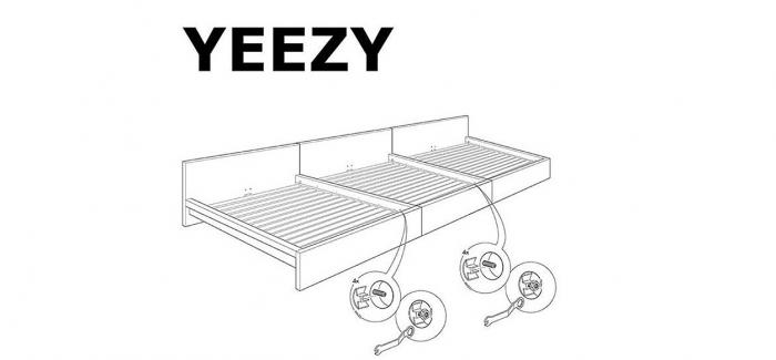 """Kanye West""""逼婚""""IKEA,傲娇的瑞典品牌表示暂不考虑"""