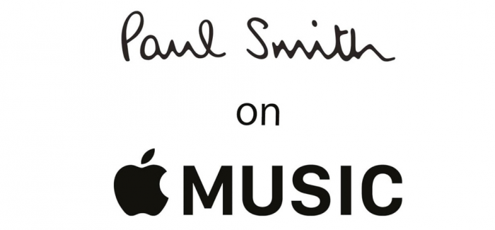 Paul Smith 也到 Apple Music 上公布了自己的音乐喜好