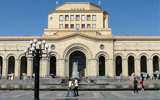 """亚美尼亚将开启""""迪利然艺术展望台""""计划"""