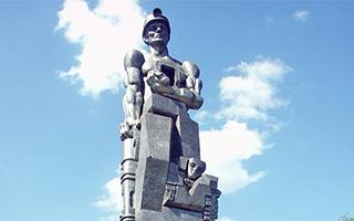 著名俄裔美籍雕塑家恩斯特·涅伊兹韦斯内伊在美病逝