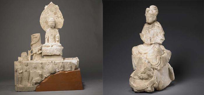 故宫佛像精品来上海博物馆展出两年