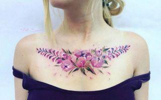 纹身就是青龙白虎大花臂?这个女孩告诉你什么叫做纹身艺术