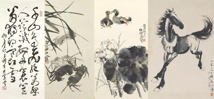 明清-当代中国书画作品登陆佳士得纽约亚洲艺术周