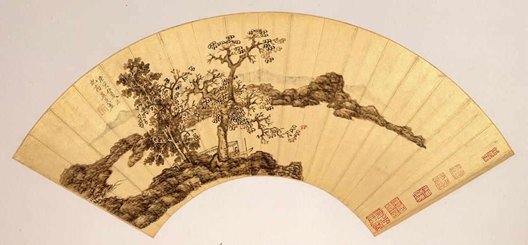 扇中有扇:陈洪绶画中的解暑器物