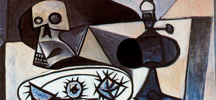 """毕加索:""""头盖骨是世上最美的艺术"""""""
