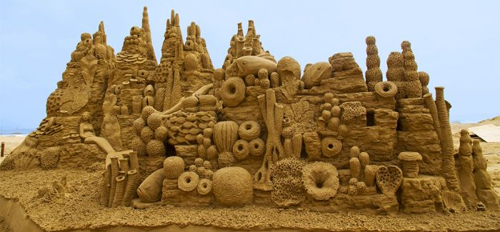 舟山国际沙雕展为杭州G20峰会增添气氛