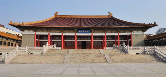 """南京博物院的文创产品让你把""""金陵""""带回家"""
