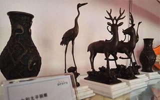 颐和园集中展示文创产品