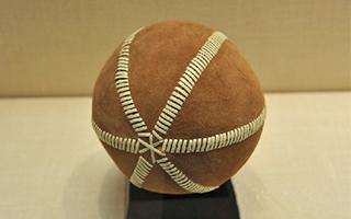 巴西国家队博物馆将展示中国蹴鞠
