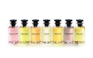 等了好久   Louis Vuitton 香水系列终于要上市了