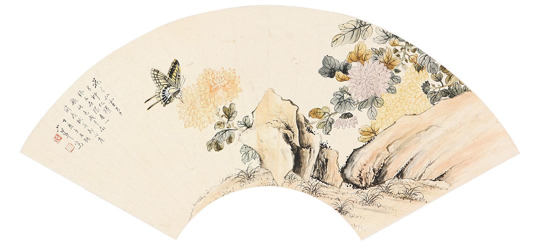 林徽因教育其女儿梁再冰的手绘漫画图稿 民国时期的书画界,奇女子