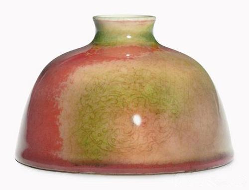 康熙豇豆红瓷器原图2
